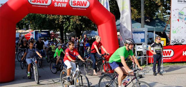 Booking: Familien-Fahrrad-Fest